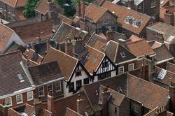 York rooftops