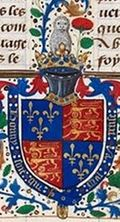 Edward's coat of arms