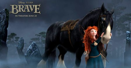 Merida and angus