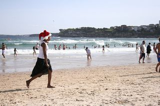 A Bondi Beach Christmas