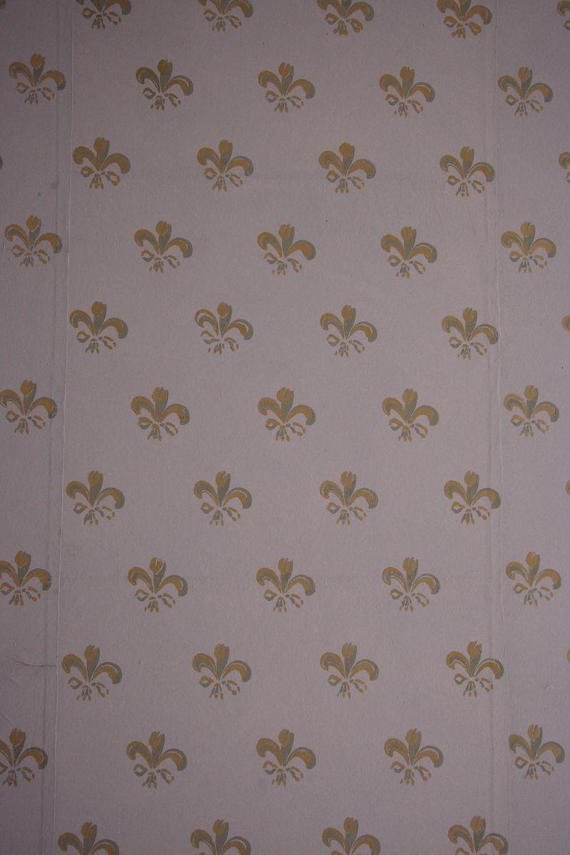 Billiard room wallpaper