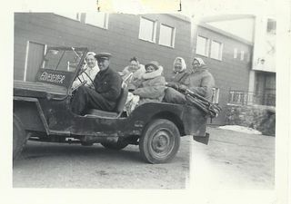 Old picture - 1959 - norway