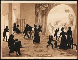 Auguste edouart 1826-61 the magic lantern