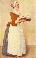 The chocolate girl jean ettienne liotard
