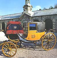 Craven State carriage