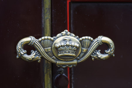 Carriage detail