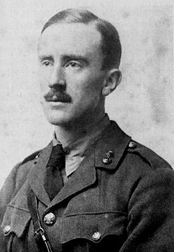 Tolkien in WWI
