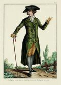 18th Century Fashion Plate 157