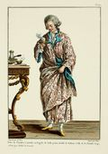18th Century Fashion Plate 140