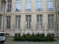 Musee carnavalet orangerie exterior Paris 1