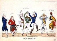 Congress of vienna dancing