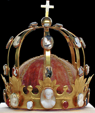 Napoleon's Crown of Charlemagne