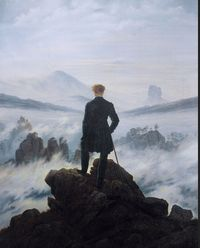 Wench weather caspar david friedrich