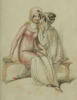 Regency sisters
