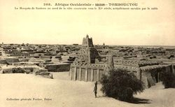 Post card timbuktu