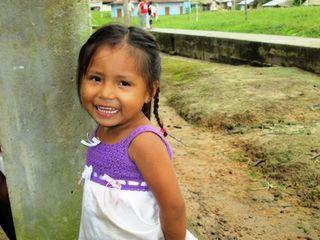 Girl in San Francisco village