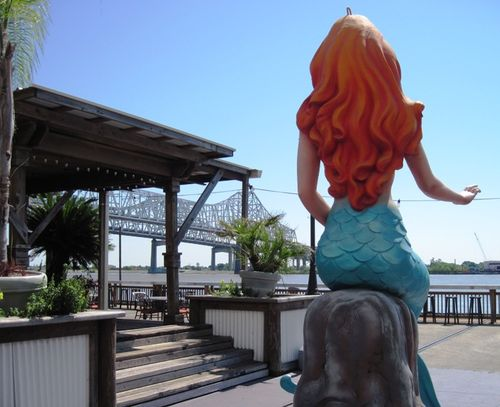 Mermaid on the River