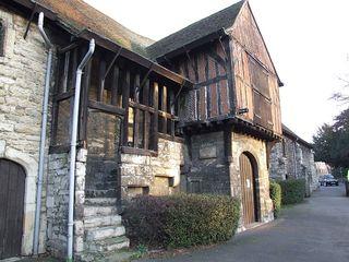 Tithe barn, Maidstone, Kent