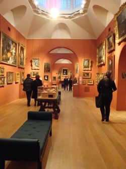 Dulwich-picture-gallery-interior