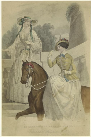Robt Peel nypl.digitalcollections.1849 fashionplate
