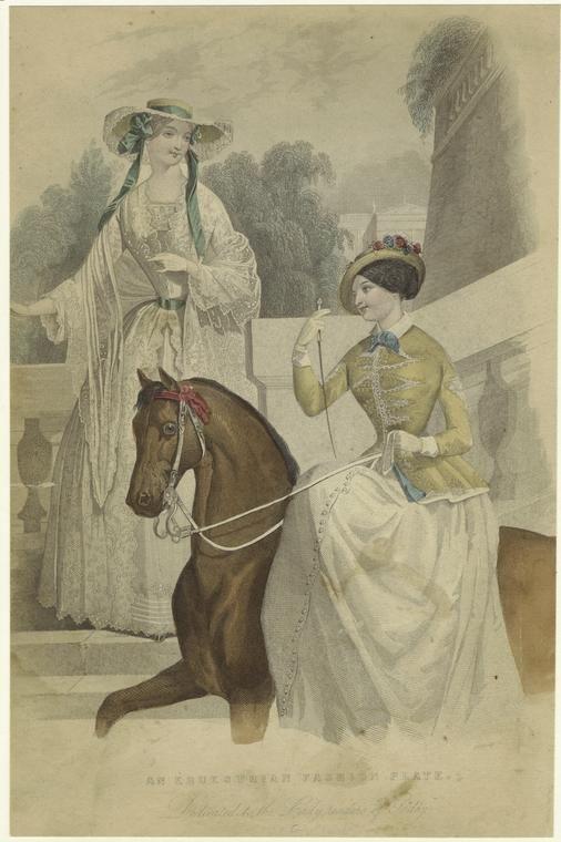 Robt Peel nypl.digitalcollections.1849 fashionplate