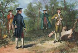 Burr duel