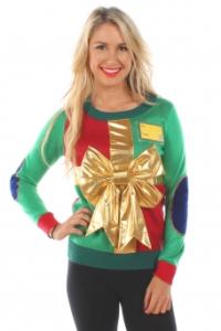 TipsyElvedchristmas_present