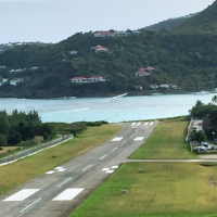 St. Barts Airport 2