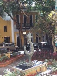 El Convento outside