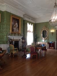 Lotherton grand hall