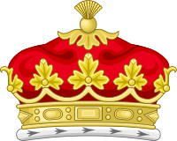 200px-Coronet_of_a_British_Duke.svg