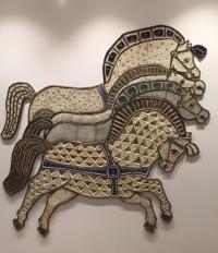 Viking horses