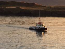 Iceland Tug