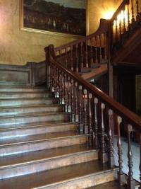 Dyrham stair