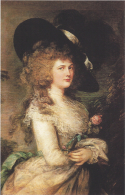 Portrait-of-georgiana-duchess-of-devonshire