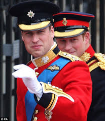 Wills and Harry