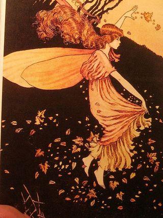 Fairy ida outhwaite 1921