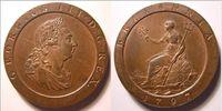 Cartwheel penny 1797