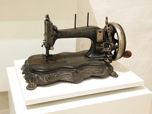 Sewing_machine_Cathedral_Museum_Mdina_Malta_2014_