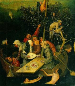 Bosch ship fools