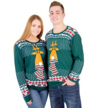 Green-Reindeer-Christmas-Sweater-Couples