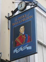 Duke of Wellington pub