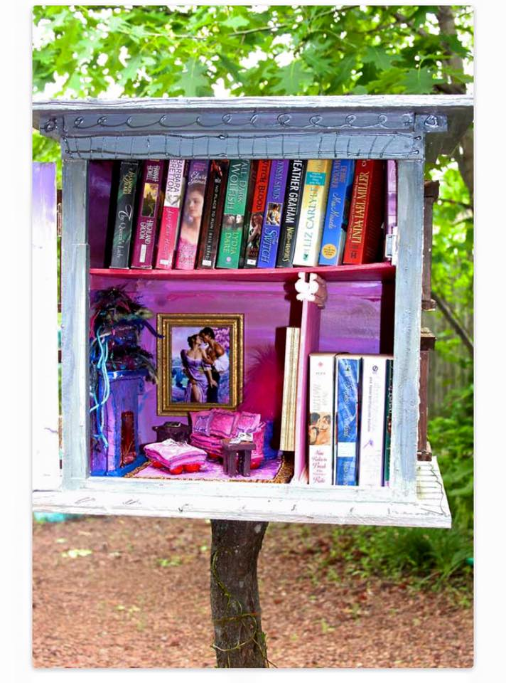 LittleFreeBookLibrary