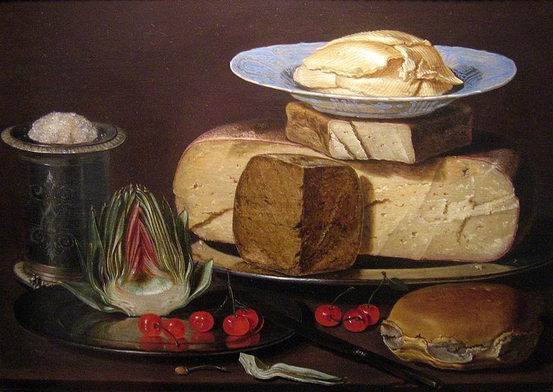 Bread pic 1WLA_lacma_Clara_Peeters_still_life