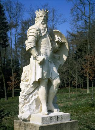 Saxon deity