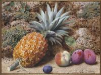 Wench  John Sherrin (1819-1896)- Still life