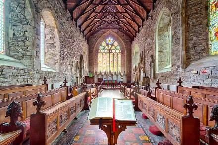 St Mary's Nave Youghal