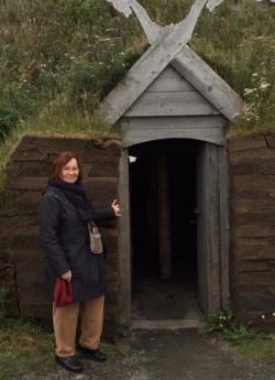 MJP in Viking Village