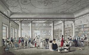 Regency lending library