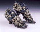 Lady Mary Stanhope's shoes
